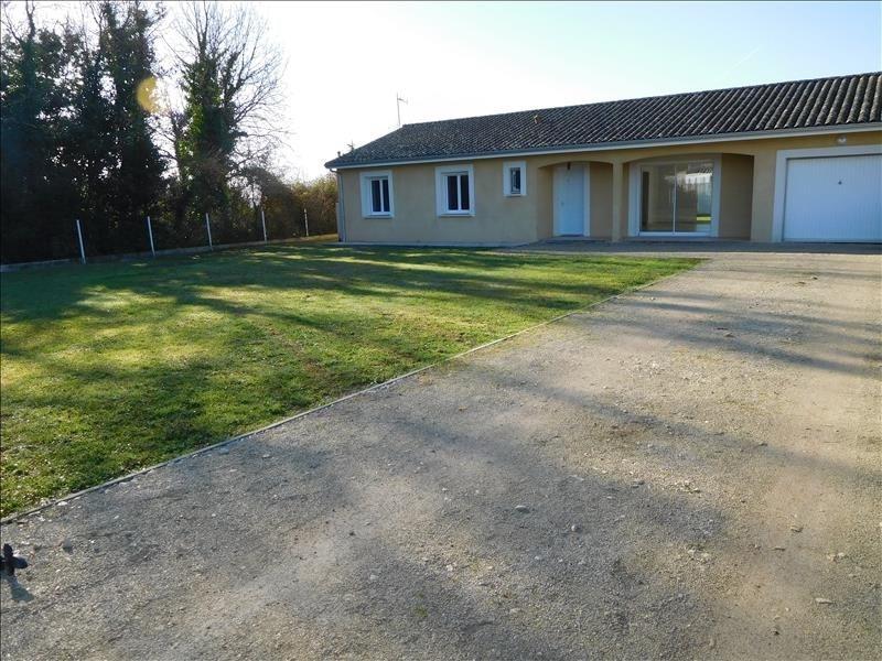 Rental house / villa St andre de cubzac 958€ CC - Picture 1