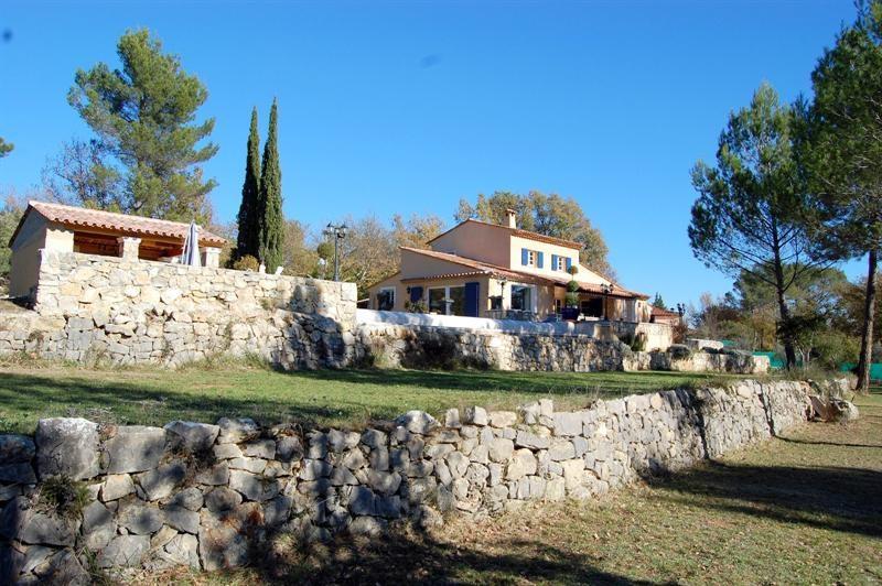 Deluxe sale house / villa Callian 1038000€ - Picture 2