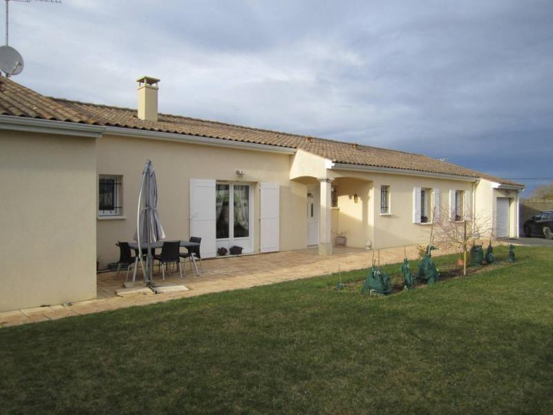 Vente maison / villa Châteauneuf-sur-charente 295000€ - Photo 1