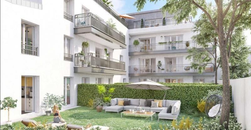 Verkoop  appartement Fontenay aux roses 470000€ - Foto 4