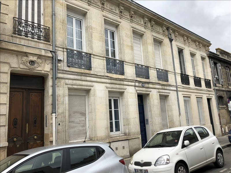 Sale office Bordeaux 85 600€ - Picture 1