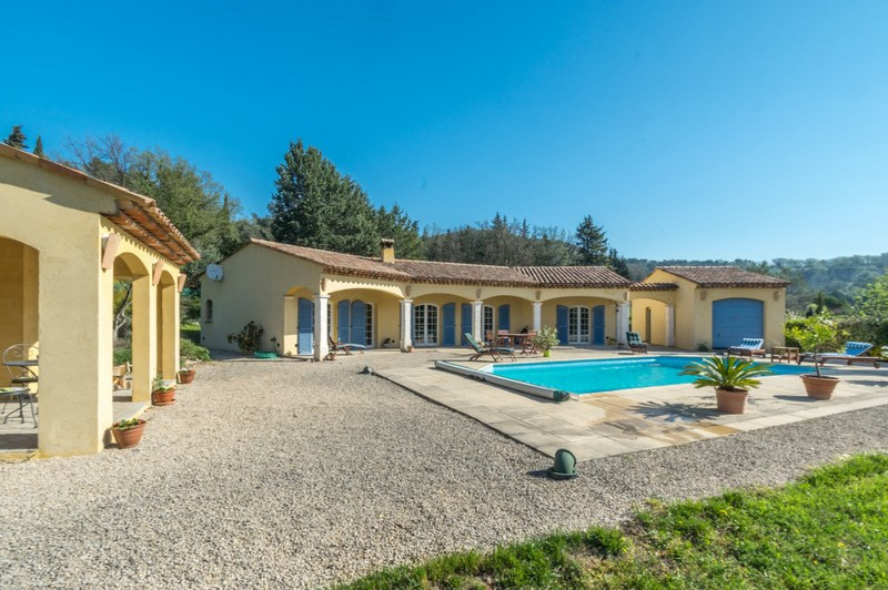 Verkauf von luxusobjekt haus Seillans 478000€ - Fotografie 3