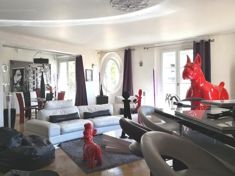 Deluxe sale apartment Versailles 2 195 000€ - Picture 2