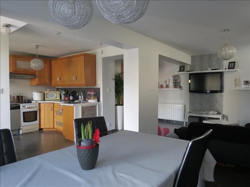 Vente maison / villa Le plessis bouchard 319900€ - Photo 2