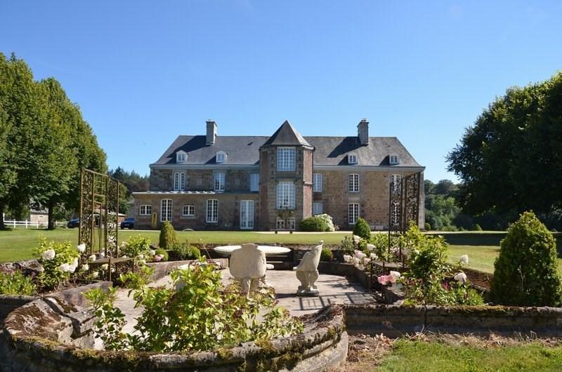 Immobile residenziali di prestigio castello Villedieu les poeles 1950000€ - Fotografia 4