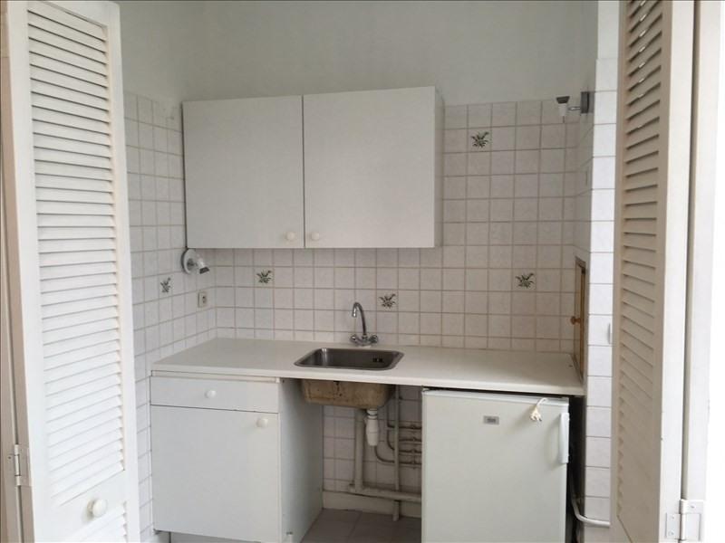 Rental apartment Paris 14ème 990€ CC - Picture 3