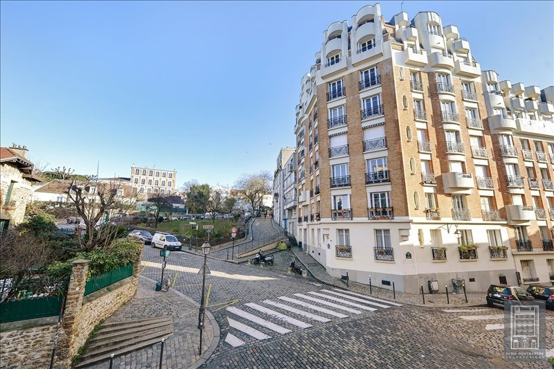 Rental apartment Paris 18ème 4800€ CC - Picture 3