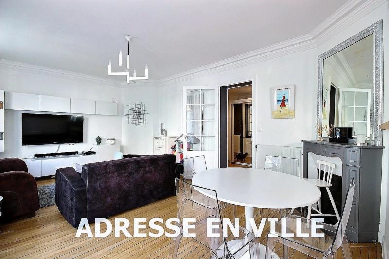 Revenda residencial de prestígio apartamento Levallois-perret 1200000€ - Fotografia 3