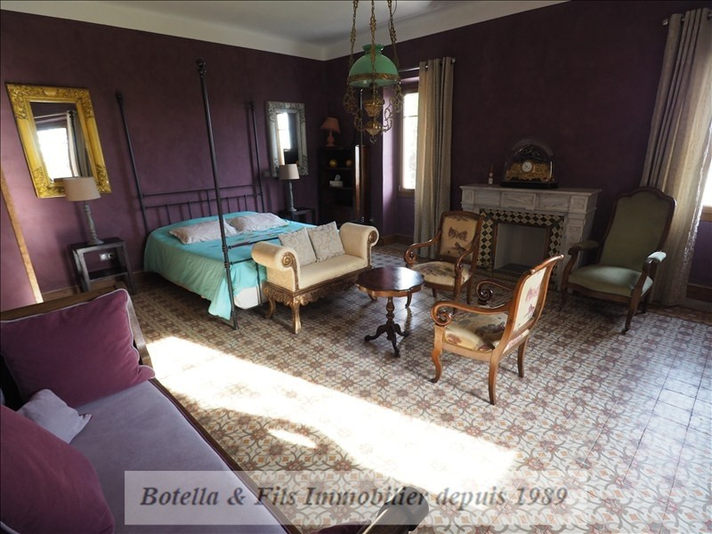 Deluxe sale chateau Goudargues 895000€ - Picture 4