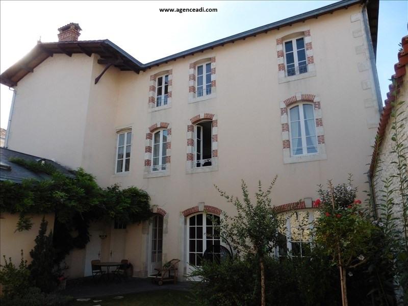 Vente maison / villa St maixent l ecole 384800€ - Photo 1