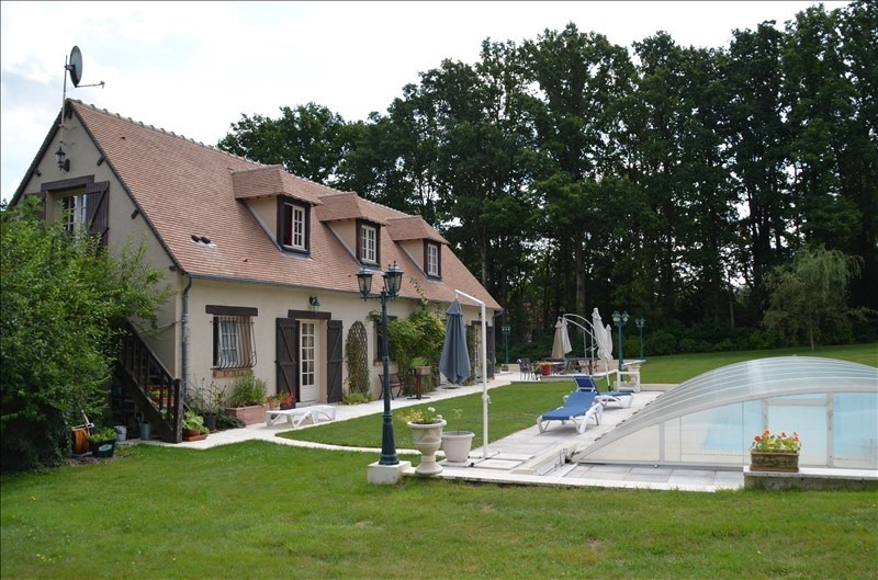Sale house / villa St leger en yvelines 890 000€ - Picture 1