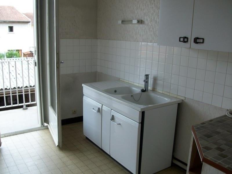 Sale apartment Roanne 60000€ - Picture 1