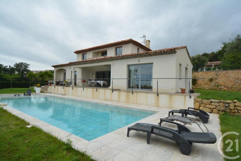 Verkoop van prestige  huis Vallauris 1250000€ - Foto 1