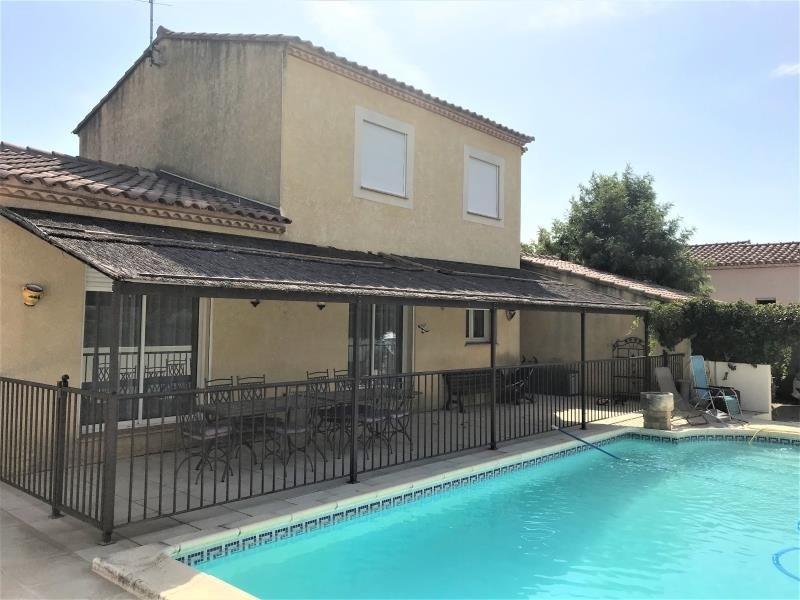 Sale house / villa Vauvert 346500€ - Picture 1