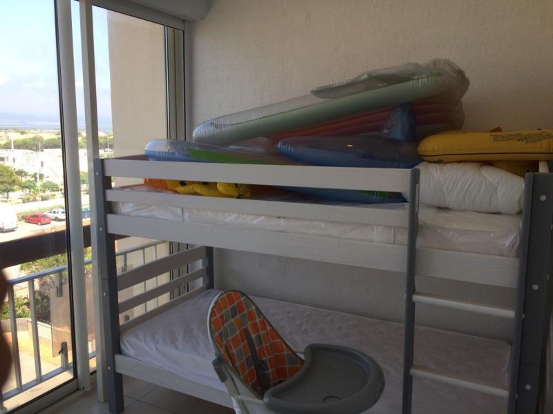 Location vacances appartement Le barcares 458,67€ - Photo 7