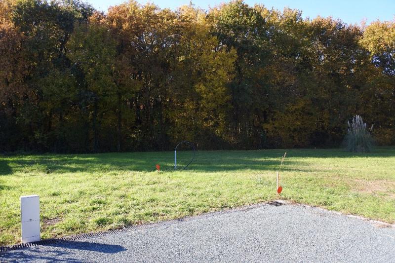Terrain Etaules - 600 m² - Calme et Forêt