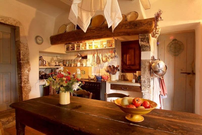 Immobile residenziali di prestigio casa Barjac 525000€ - Fotografia 6