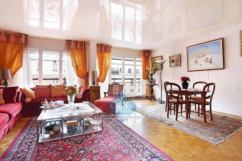 Vente de prestige appartement Paris 11ème 1110000€ - Photo 1