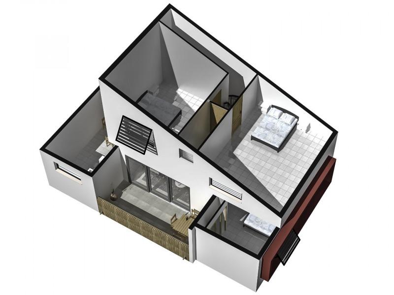 Vente appartement Saint paul 243243€ - Photo 4