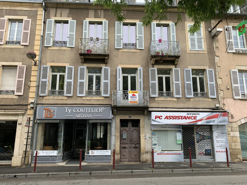Vente appartement Espalion 115 000€ - Photo 2