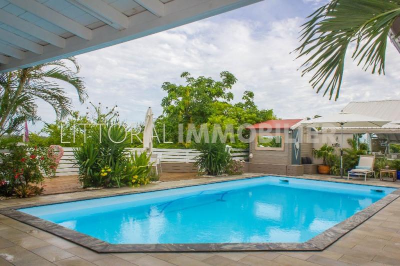Vente de prestige maison / villa La saline les bains 1250000€ - Photo 2