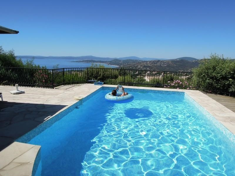 Vacation rental house / villa Les issambres 2750€ - Picture 1