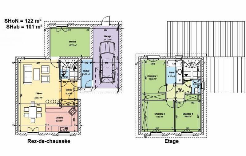 Verkoop  huis Pollionnay 269000€ - Foto 2