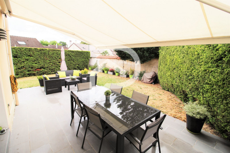 Sale house / villa Margency 420000€ - Picture 9