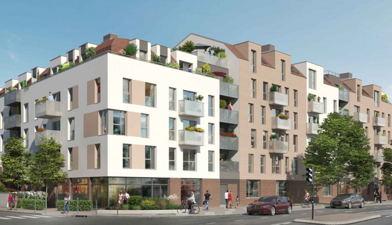 New home sale program Créteil  - Picture 3