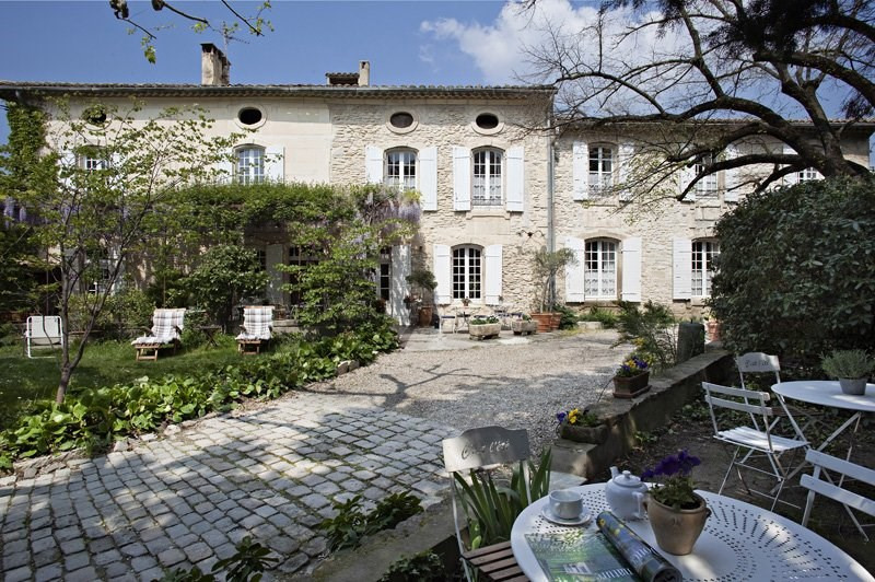 Verkauf von luxusobjekt haus St remy de provence 1485000€ - Fotografie 2