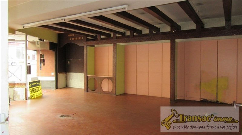 Vente immeuble Courpiere 35 200€ - Photo 3