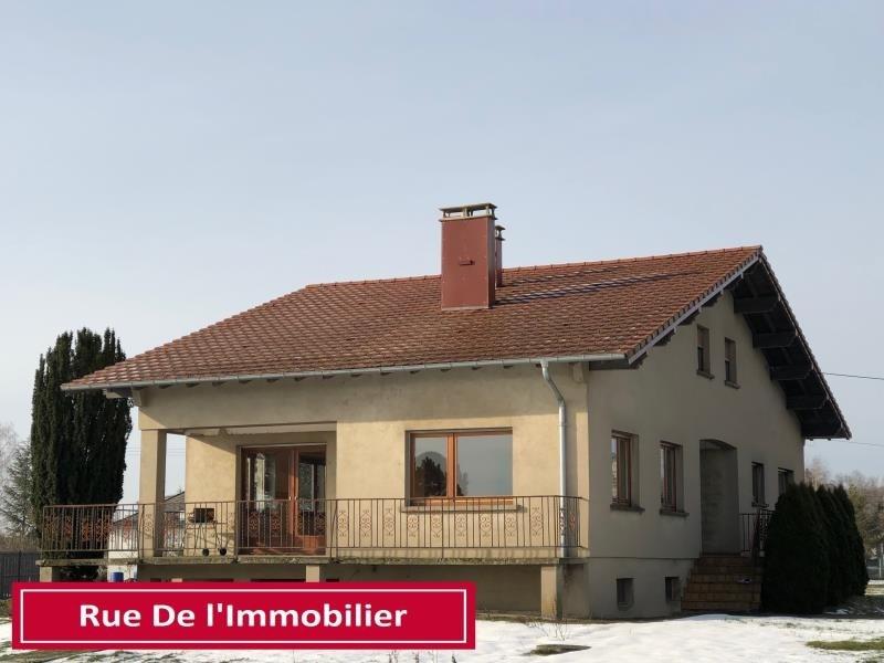 Vente maison / villa Rohrbach les bitche 175725€ - Photo 1