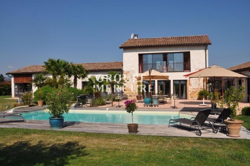 Vente de prestige maison / villa Villefranche sur saone 980000€ - Photo 2