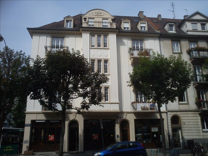 Rental apartment Strasbourg 355€ CC - Picture 5