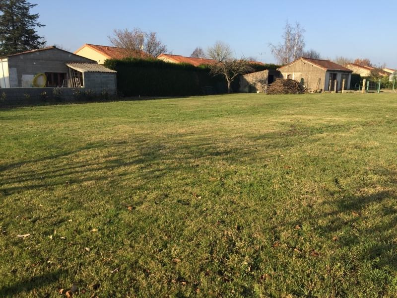Sale site Le fief sauvin 37 000€ - Picture 1