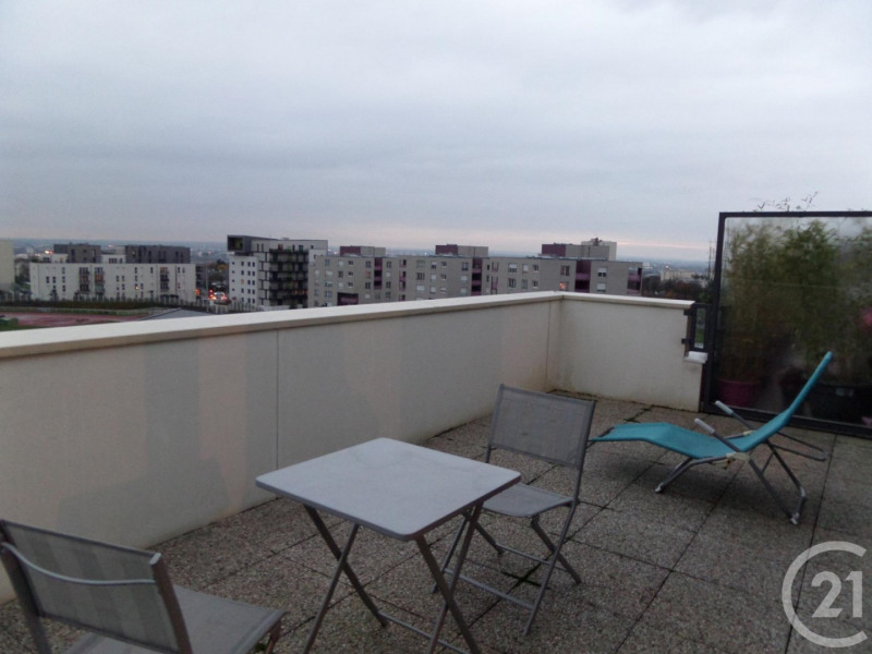 Rental apartment Herouville st clair 625€ CC - Picture 1