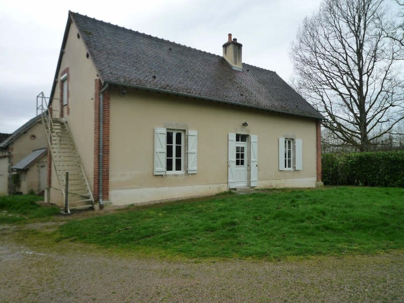 Rental house / villa Lusigny 600€ CC - Picture 1