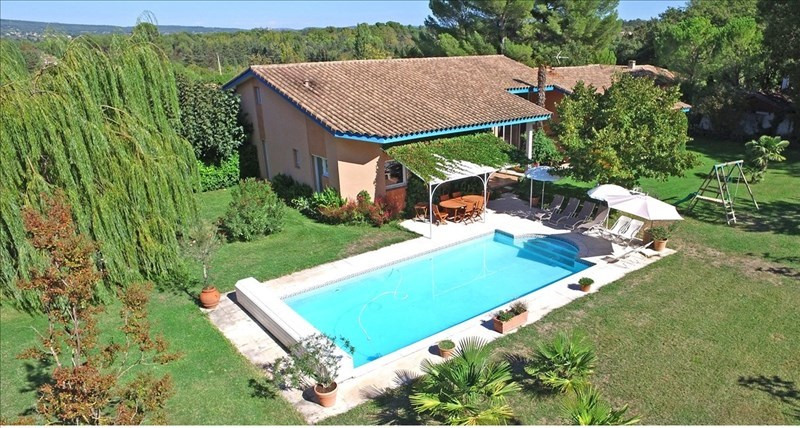Vente de prestige maison / villa Aix en provence 1250000€ - Photo 3