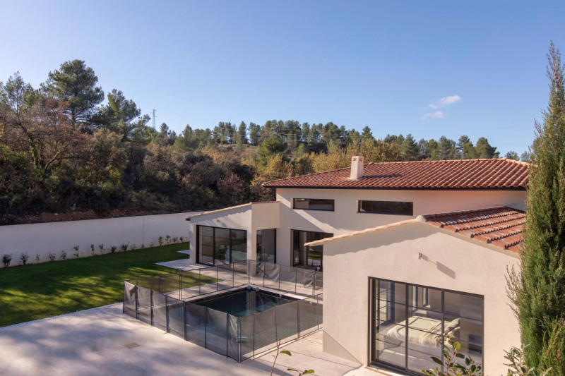 Vente de prestige maison / villa Meyrargues 1090000€ - Photo 12