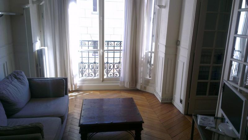 Location appartement Paris 17ème 1200€ CC - Photo 1