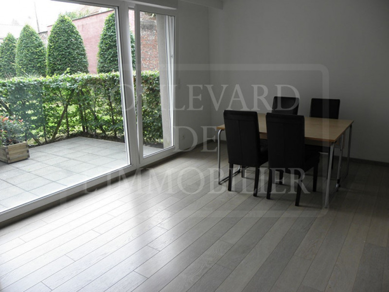Rental apartment Mouvaux 500€ CC - Picture 1