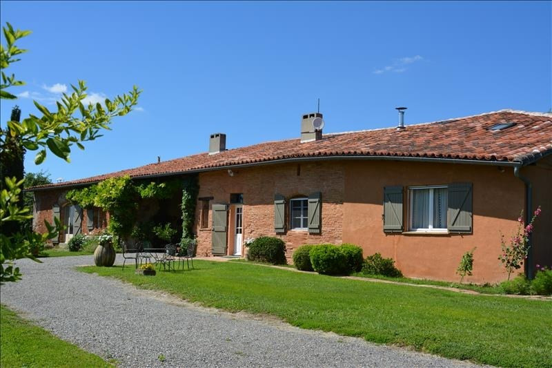 Vente maison / villa Quint-fonsegrives secteur 630 000€ - Photo 1