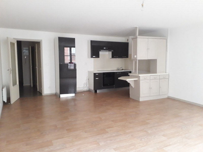 Rental apartment Limoges 514€ CC - Picture 1