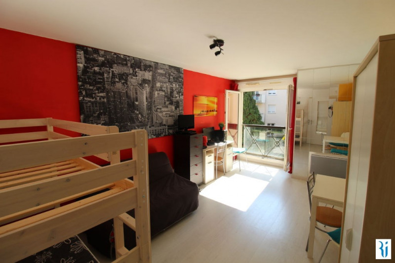 Sale apartment Rouen 72 000€ - Picture 1