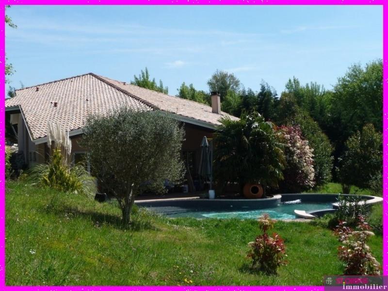 Deluxe sale house / villa Lacroix falgarde 597000€ - Picture 1