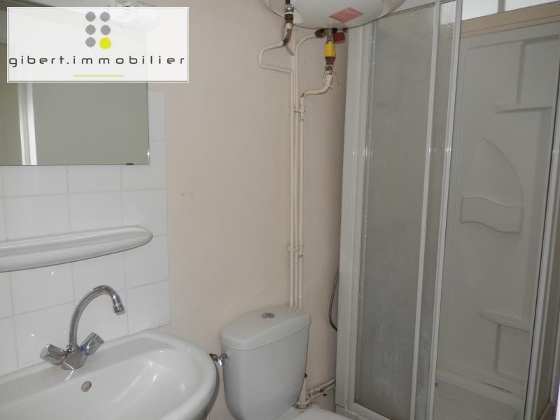 Rental apartment Le puy en velay 391€ CC - Picture 6