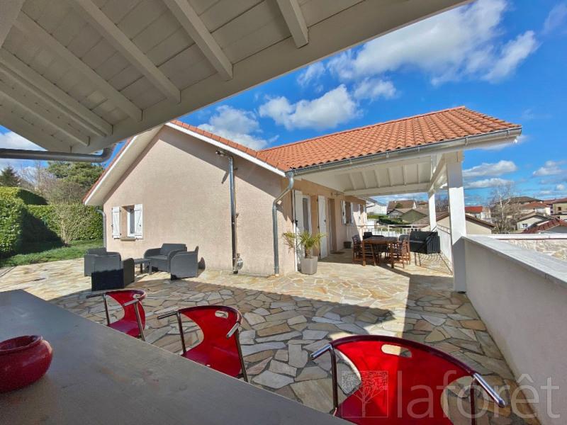Sale house / villa Champier 315000€ - Picture 1