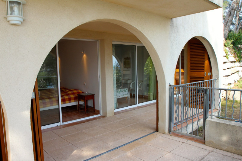 Vacation rental house / villa Cavalaire sur mer 1 500€ - Picture 41