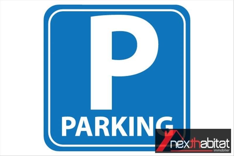 Vente parking Les pavillons sous bois 7900€ - Photo 1
