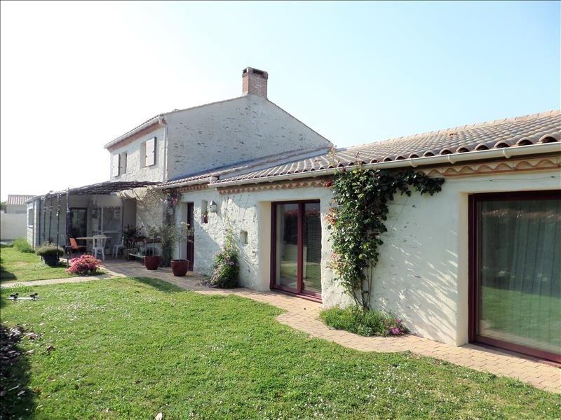 Sale house / villa La plaine sur mer 447000€ - Picture 2
